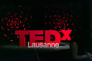 TEDx Lausanne, 2016: The audacity to dream