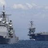 U.S. aircraft carrier USS Carl Vinson