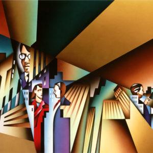 Cover illustration by John Jinks
