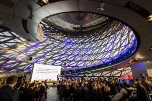 Forum UnternehmerTUM, 2019: The future of work - new leadership
